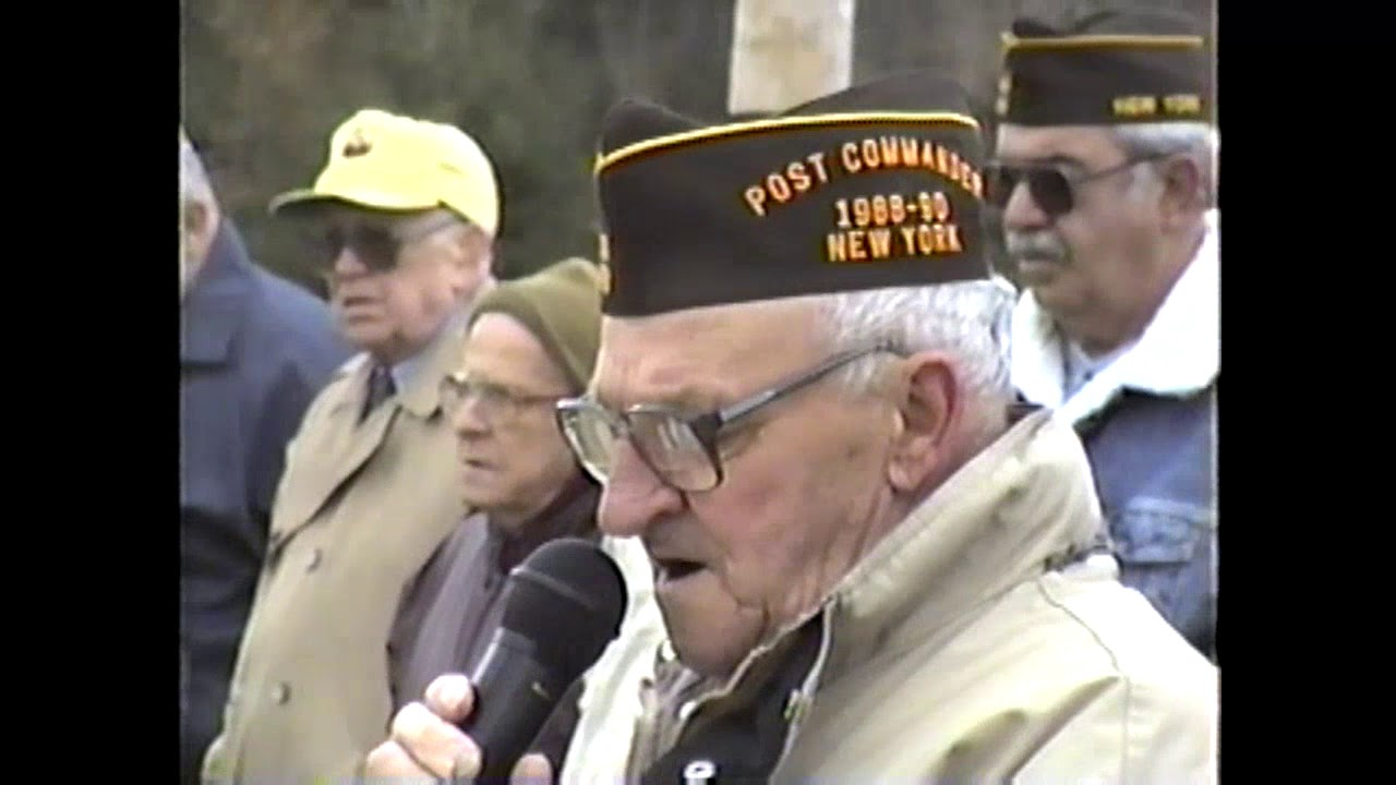 VFW 1418 Veterans Day  11-11-97