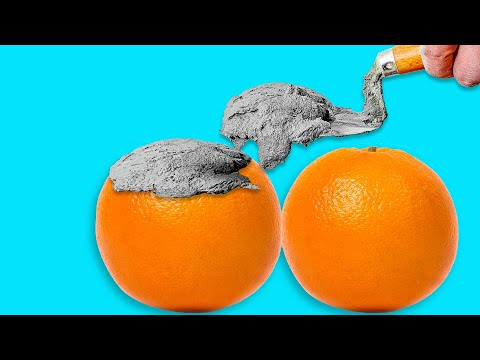 32 MIND-BLOWING CEMENT CRAFTS || Concrete Hacks by 5-Minute DECOR!