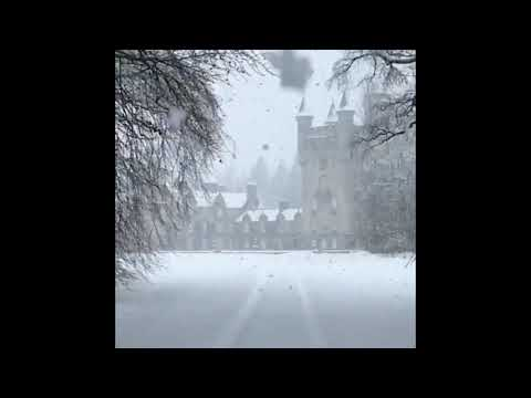 Relaxing Balmoral SNOW Sounds - White Noise For Relaxation, Sleep or Studying