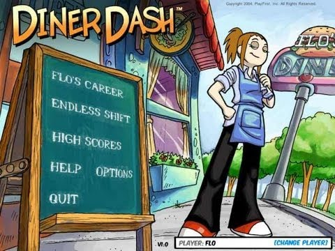 Diner Dash Full - IPhone Game
