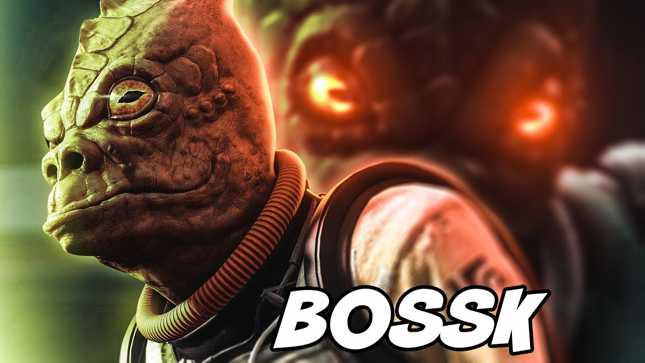 Download Top 10 Interesting Facts About Bossk (Boba Fett's Mentor)