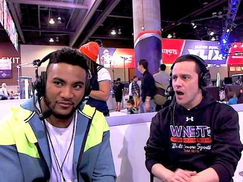 Broncos Pro Bowl safety T.J. Ward talks defense with Nestor and Luke