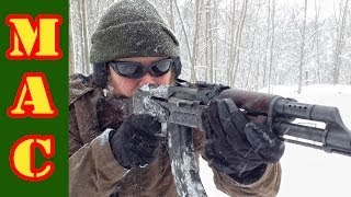 Tribute to Mikhail Kalashnikov and the AK-47