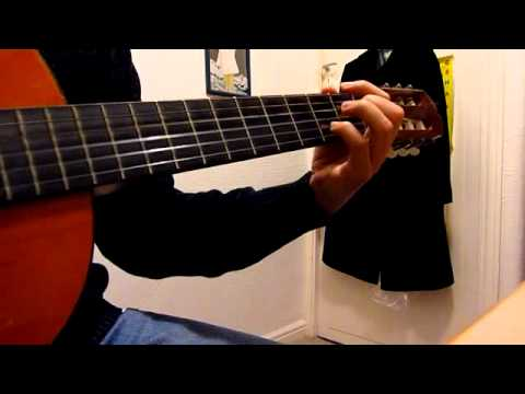 The Love Of God Rich Mullins Guitar Cover Youtube