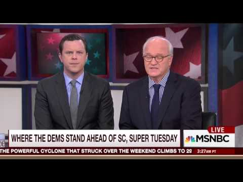 Mike Barnicle on the layers in Bernie Sanders' message (23 February 2016)