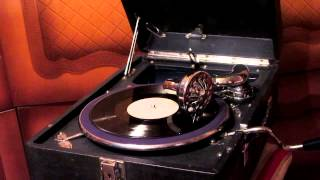 Под крышами Парижа. Грампластинка / Sous les toits de Paris. Gramophone record