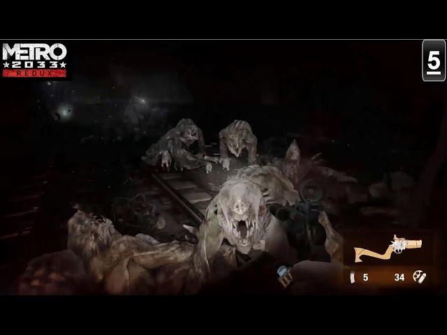Swarmed ~ Metro 2033 Episode 5