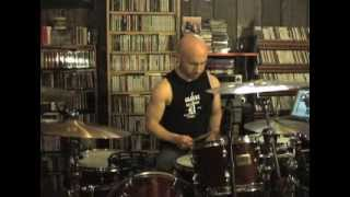 Miley Cyrus - Wrecking Ball Drum Cover Little Person Drummer