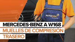 Desmontar Muelle de chasis MERCEDES-BENZ - vídeo tutorial