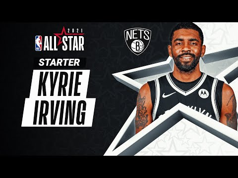Best Plays From All-Star Starter Kyrie Irving | 2020-21 NBA Season