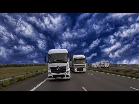 172. A kamionos egy napja. Német gyűjtő meló