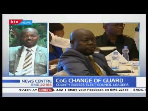 CoG Change of Guard: Did President Uhuru and Raila play a role in CoG elections?