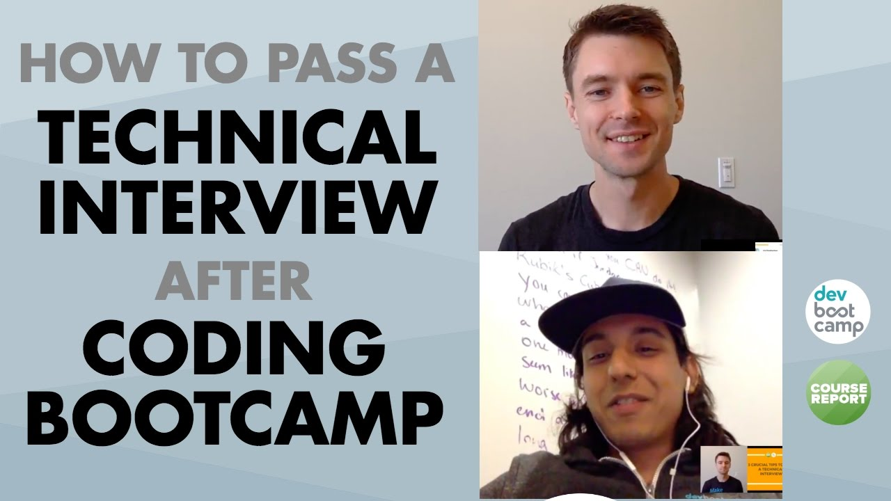 How to Pass a Technical Interview After Coding Bootcamp