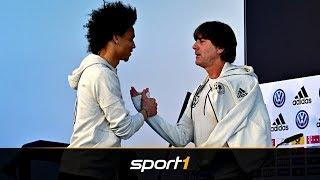 Löw befürwortet Wechsel von Sané zum FC Bayern | SPORT1 - DER TAG