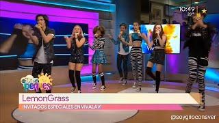 Download lagu La La La LemonGrass VivaLaVi Multimedios Televisión
