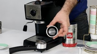 BEST ESPRESSO MACHINE? DeLonghi Espresso Maker EC155 | How to Make Espresso | MOORE APPROVED