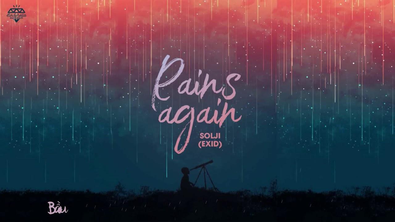 [Vietsub] Solji - Rains again