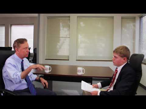 Ned Lamont Interview
