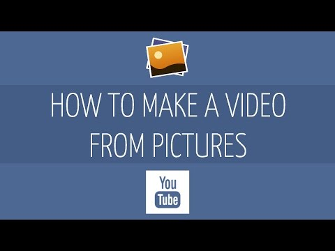 How to Make a  with Pictures and Music Slideshow