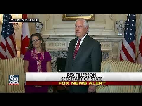 Tillerson: No place for hate, violence in public discourse