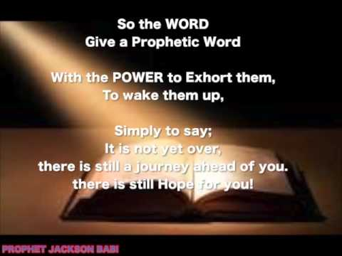 PROPHET JACKSON BABI - The purpose of the gift of Prophecy in the ...