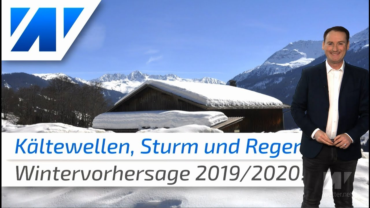 wetter winter 2020