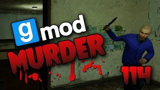 Death By Lifting Platform! (Gmod Murder #114)
