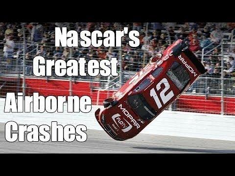 Nascar's Greatest Airborne