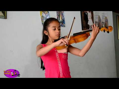 Academia Mi Sitio Musical - Isabella Silva Perez ~ Nivel I
