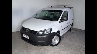 Turbo Petrol Manual Volkswagen Caddy Runner SWB Van 2014 Review For Sale