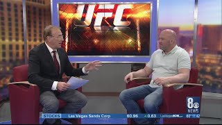 Download Video Dana White joins Game On! Vegas MP3 3GP MP4