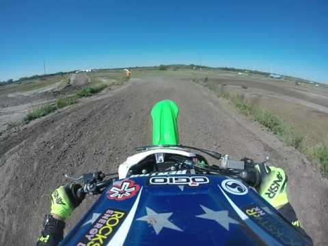 Ronnie Ling (GoPro): Abbott Motocross Park in Lincoln, Nebraska