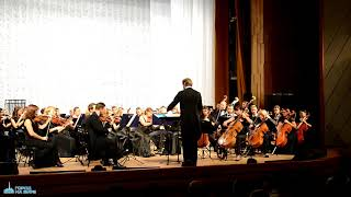 Дальневосточный симфонический оркестр в Биробиджанской филармонии