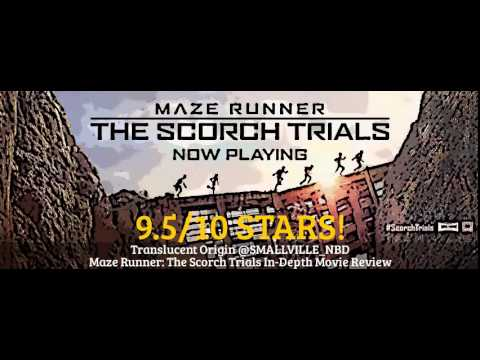 Maze Runner: The Scorch Trials In-Depth Movie Review (20+Mins)