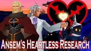 Kingdom Hearts Lore: Ansem