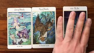 Daily Tarot Reading for 16 October 2018   Gregory Scott Tarot