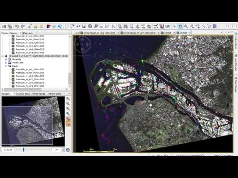 Ship and harbor monitoring using Sentinel-1