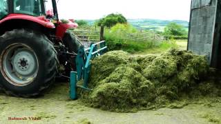 Trailed Silage and Pitwork.