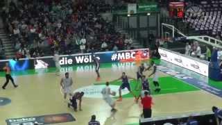 Highlights - Uni-Riesen Leipzig vs. Rostock Seawolves