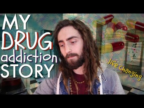 My Drug Addiction Story! (Psychedelics, Sobriety & More)