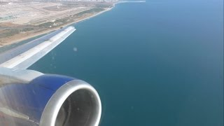 British Airways Boeing 737-400 - Barcelona-El Prat to Gatwick - Takeoff and Landing | 10/01/15