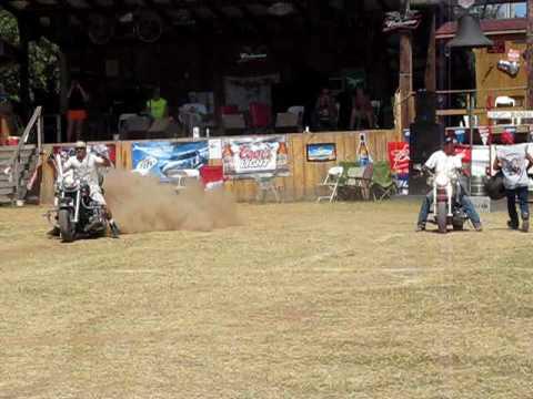 Sparks America Bike Run Tire Drag June 2010 Pt 1 Youtube