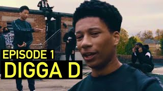 Over Ur Head - Episode 1: Digga D - Mad About Bars
