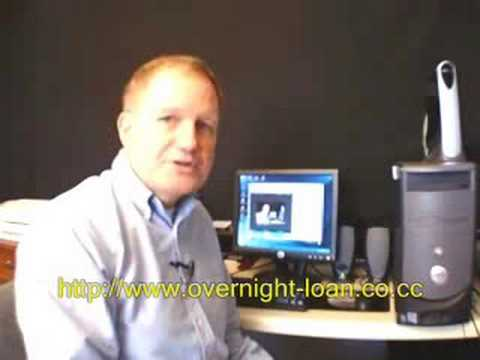 Instant Payday loan - Get an Instant Payday Loan Overnight from YouTube · Duration:  1 minutes 35 seconds  · 2,000+ views · uploaded on 4/29/2014 · uploaded by Bob Cumbers