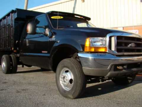 2004 ford f350 extended cab 4x4 landscape dump trucks for sale 516 782 7087 youtube. Black Bedroom Furniture Sets. Home Design Ideas
