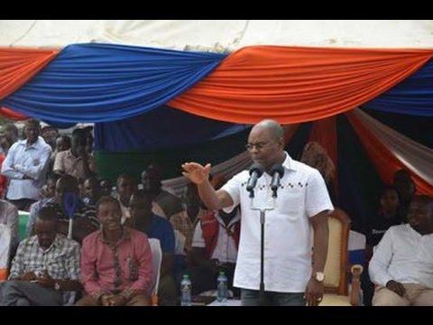 President Uhuru Kenyatta has failed Kenyans - Amason Kingi