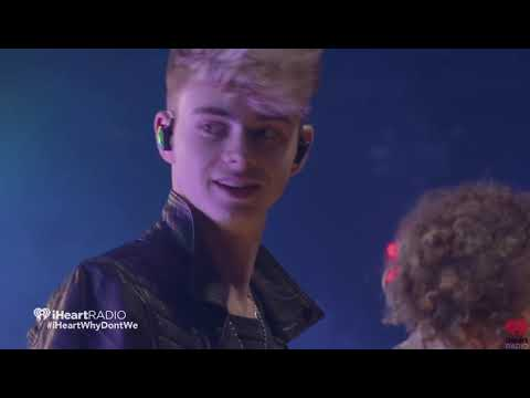 Why Don't We - These Girls (iheartradio live)