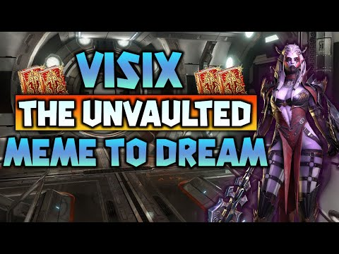 VISIX THE UNBOWED | Meme To Dream? | Full Guide & Masteries | Raid Shadow Legends