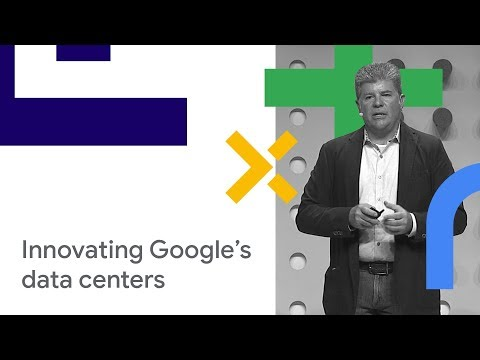 The Innovation Behind Google's Data Centers (Cloud Next '18)
