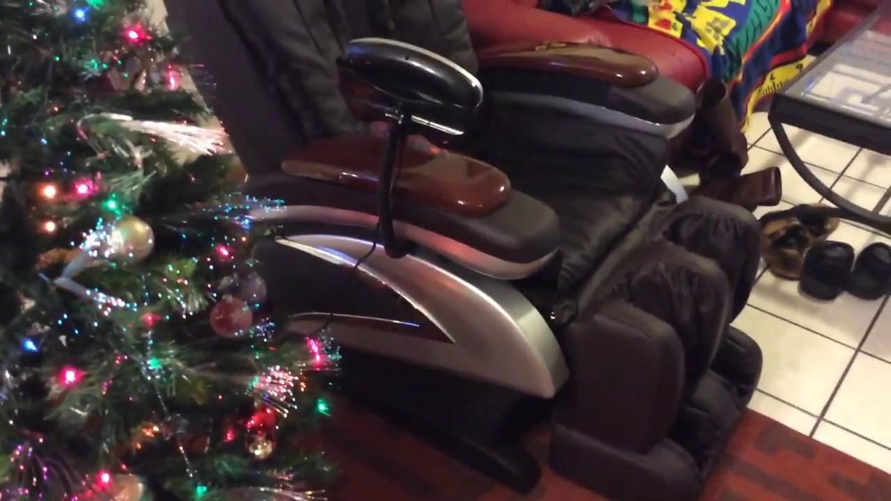 Best massage BMEC06C shiatsu massage chair cost under